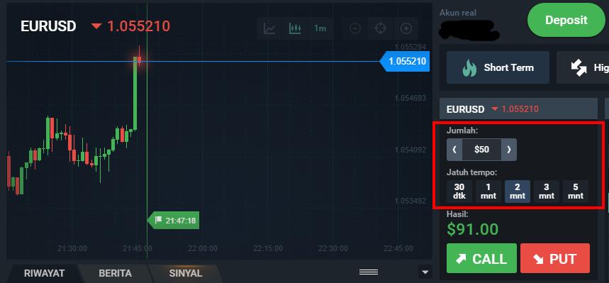 Platform trading binary Ayrex