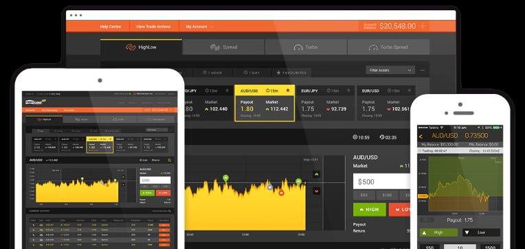 Platform trading opsi biner highlow