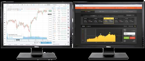 Monitor Software Trading Binary