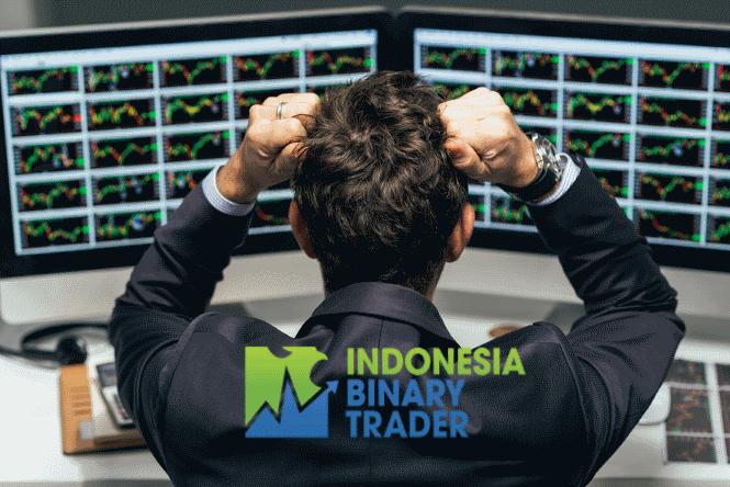 Trading Tidak Mudah